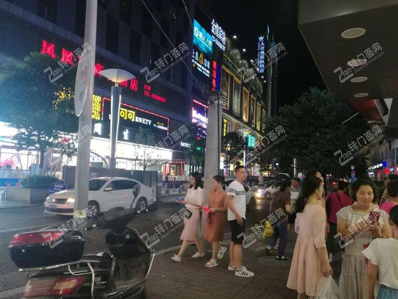 重庆梁平海韵商业广场永辉旁冷饮小吃餐饮门面便宜转让Z