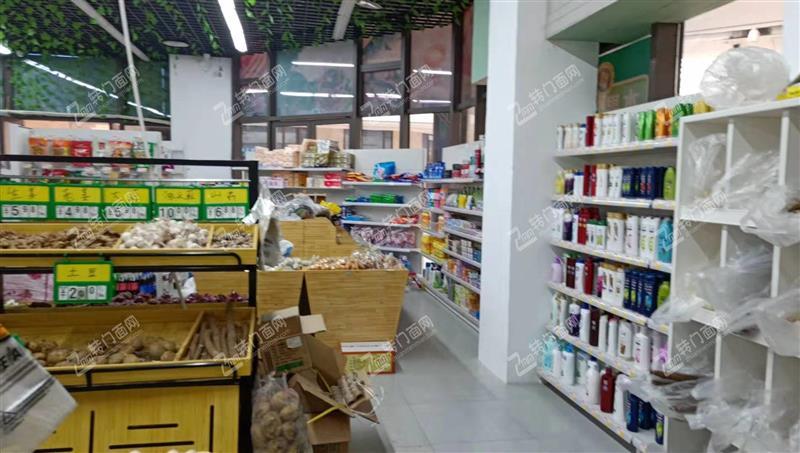 W九龙坡区华岩新城美每家社区百货生鲜超市门面转让、转租、空转都可以