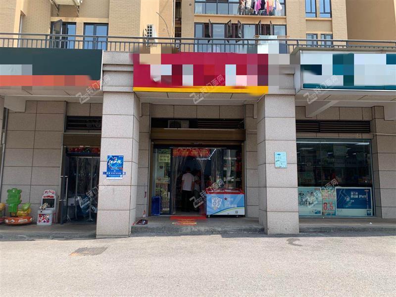 不到一年回本,省政府旁56㎡临街盈利连锁超市转让