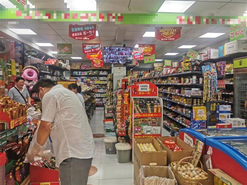 成熟小区出入口营业额13000超市转让