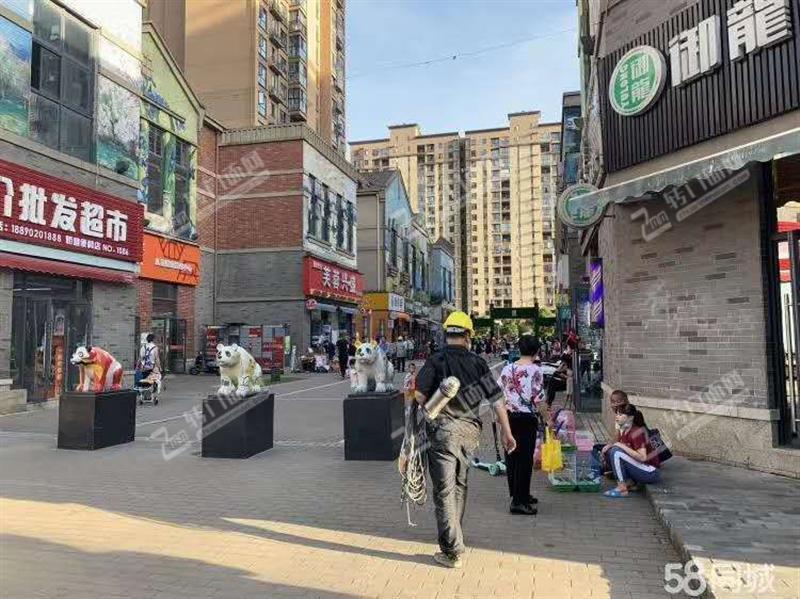 白菜价急转洋湖60㎡商业街出入口处旺铺(无行业限制,可出租)